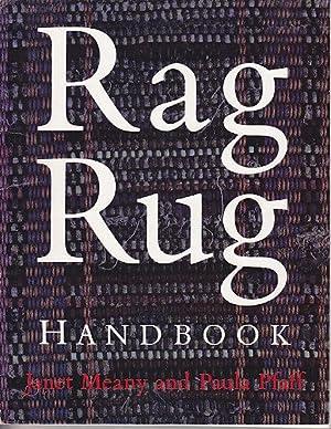 Rag Rug Handbook: Meany, Janet / Pfaff, Paula