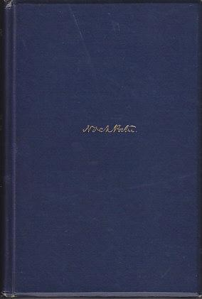 Noah Porter - A Memorial By Friends PRESENTATION COPY: Merriam, George S. [edited by]