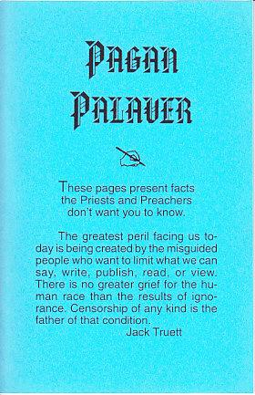 Pagan Palaver - 6 Issues
