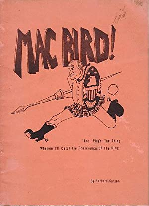 Mac Bird: Garson, Barbara