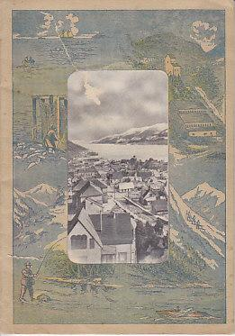 Gold Belt City - Juneau, Alaska. SCARCE