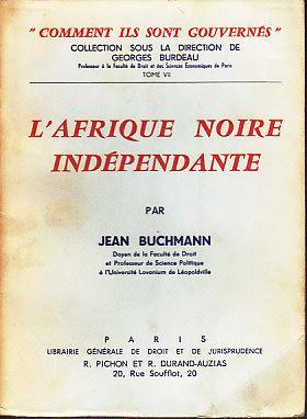 """Comment Ils Sont Gouvernes"""" Collection Sous La Direction De Georges Burdeau, Tome VII. L'..."""