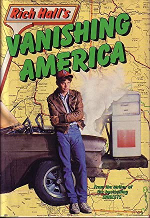 Rich Hall's Vanishing America: Hall, Rich