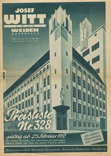 88e1f178a8 Februar: Josef Witt, Weiden