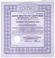 ASKO Deutsche Kaufhaus