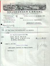 Grünberger & Seidel. Chemie. 1936
