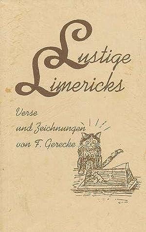 Lustige Limericks. Signiertes Exemplar! (1984): Gerecke, Frieda