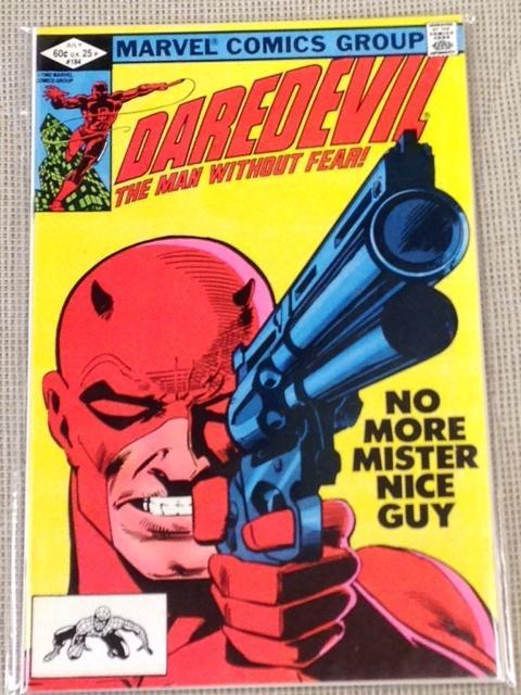 Daredevil The Man Without Fear 184 Marvel Comics Group