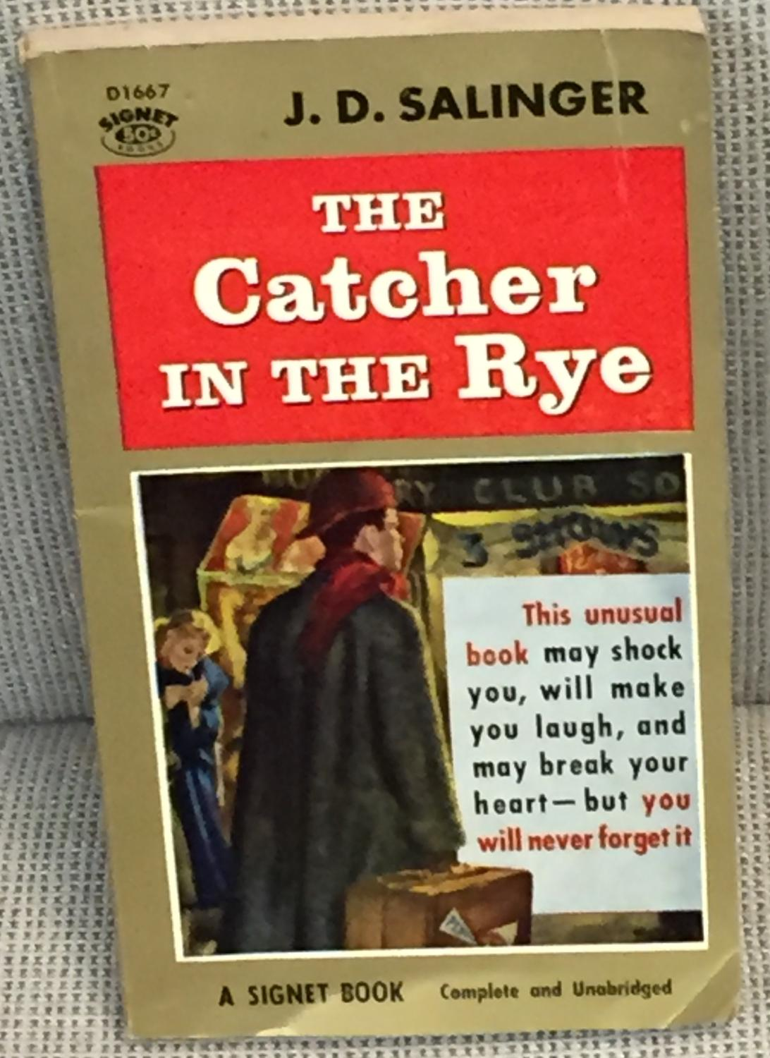 catcher in the rye by salinger