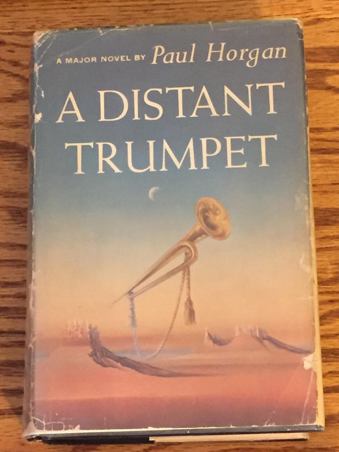 Image result for a distant trumpet book