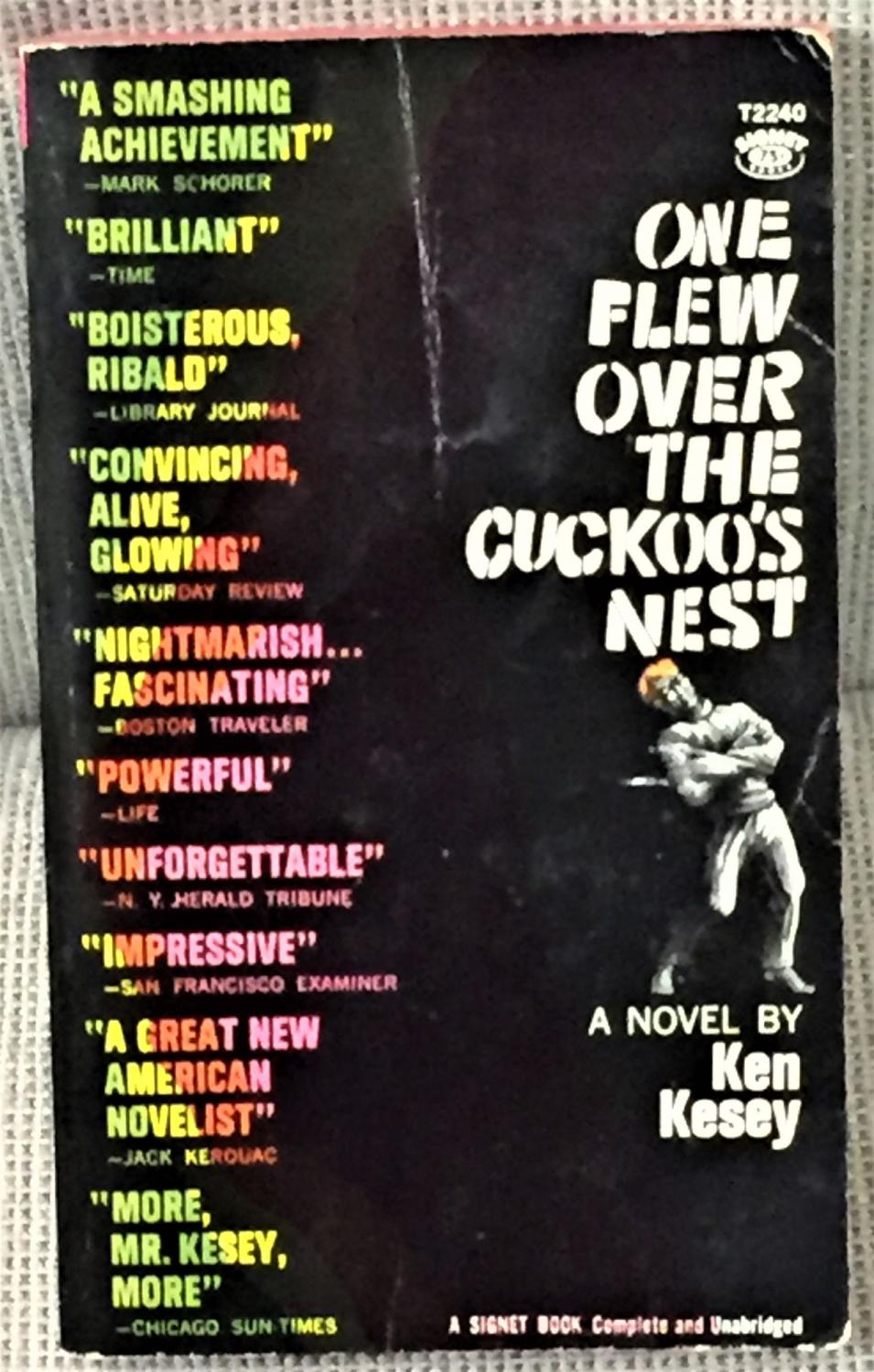 One Flew Over the Cuckoo's Nest by Ken Kesey, First Edition
