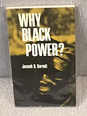 Why Black Power?: Joseph R. Barndt