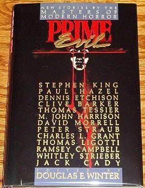 Prime Evil: Douglas Winter (editor),