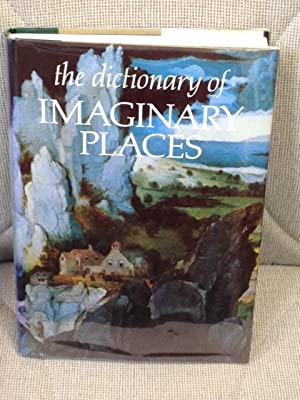 The Dictionary of Imaginary Places: Alberto Manguel and
