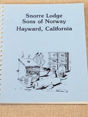 Snorre Lodge, Sons of Norway, Hayward, Ca