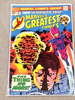 Marvel's Greatest Comics #60 Starring the Fantastic Four