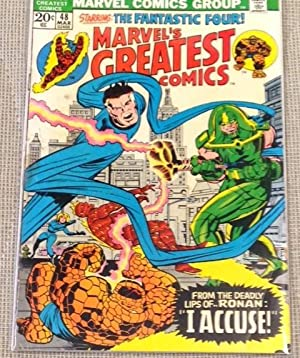 Marvel's Greatest Comics #48 Starring the Fantastic Four