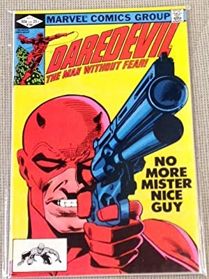 Daredevil, the Man Without Fear #184