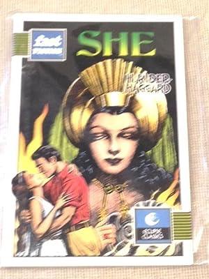 She: H. Rider Haggard