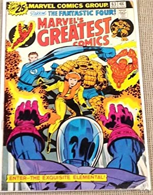 Marvel's Greatest Comics #63 Starring the Fantastic Four