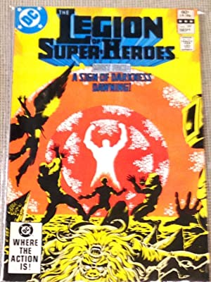 The Legion of Super-Heroes 291