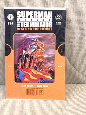 Superman Versus the Terminator Death to the Future #2 of 4