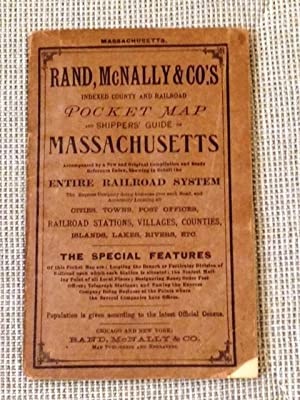 Rand McNally & Co.'s Indexed County and: Rand McNally