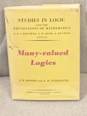 Many-Valued Logics: J. B. Rosser and A. R. Turquette
