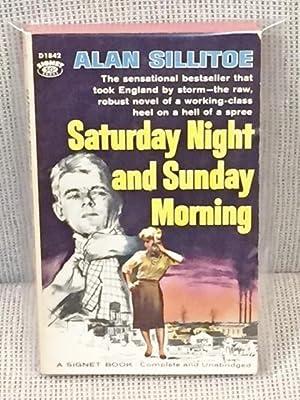 Saturday Night and Sunday Morning: Alan Sillitoe