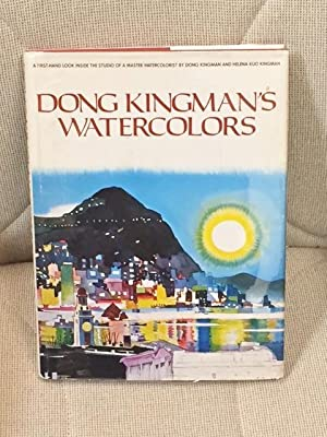 Dong Kingman's Watercolors: Dong Kingman and