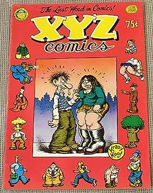 XYZ Comics: Robert Crumb