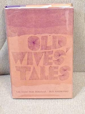 Old Wives' Tales, Life Stories from Ibibioland