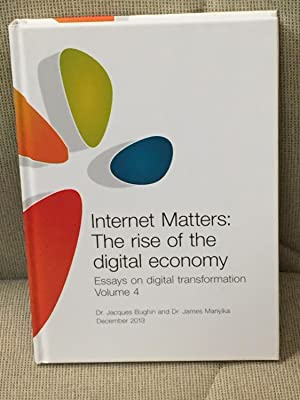 Internet Matters: The Rise of the Digital Economy, Essays on Digital Transformation, Volume 4