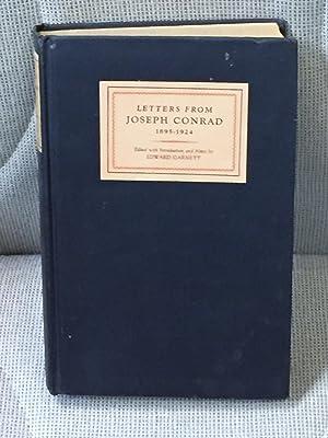 Letters from Joseph Conrad 1895-1924: Joseph Conrad, Edward