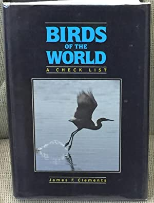 Birds of the World: a Check List