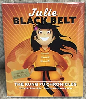 Julie Black Belt the Kung Fu Chronicles