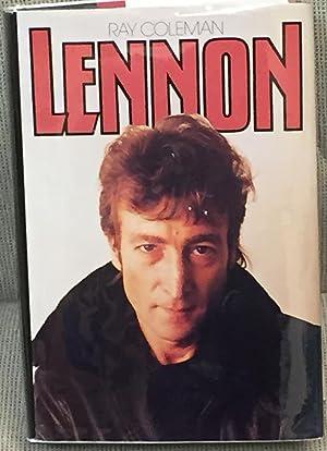 Lennon: Ray Coleman