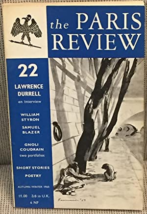 The Paris Review 22: Lawrence Durrell, William