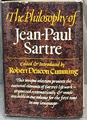 The Philosophy of Jean-Paul Sartre: Jean-Paul Sartre, Robert