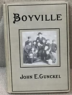 Boyville, a History of Fifteen years' Work Among Newsboys