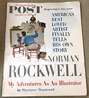 The Saturday Evening Post February 13, 1960: Norman Rockwell
