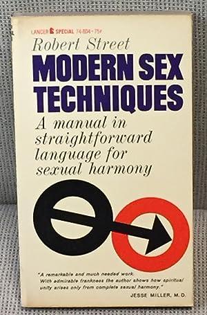Modern Sex Techniques: Robert Street