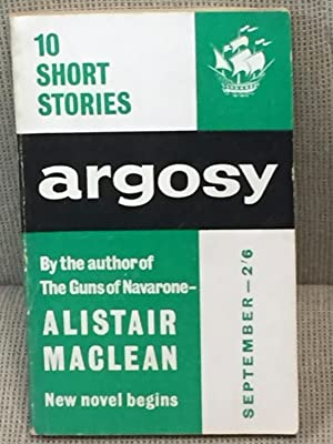 Argosy, September 1961: Alistair MacLean ;