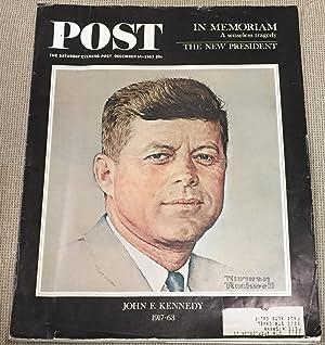 The Saturday Evening Post, December 14, 1963: Dwight D. Eisenhower,