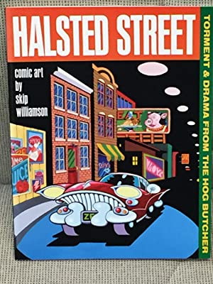 Halsted Street, Torment and Drama from the: Skip Williamson