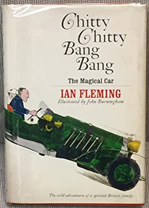 Chitty Chitty Bang Bang, the Magical Car