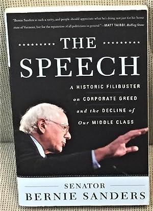 The Speech: Senator Bernie Sanders
