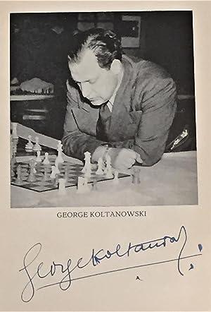 Chess Chats: George Koltanowski