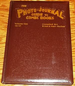 The Photo Journal Guide to Comic Books: Ernst & Mary