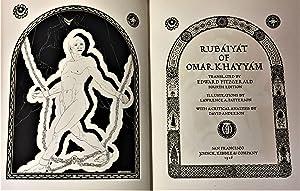 Rubáiyát of Omar Khayyám: Edward Fitzgerald (translator)
